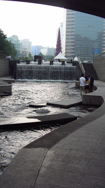 Seoul is clean, modern, and fast-paced.