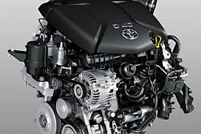 Toyota Tundra Cummins Engine