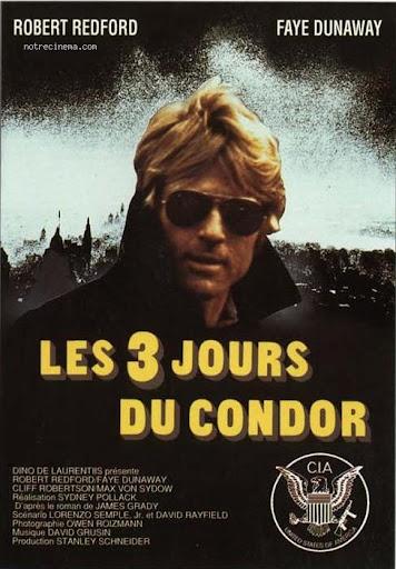 Ba Ngày Của Chim Ưng - Three Days Of The Condor (117 Phút)