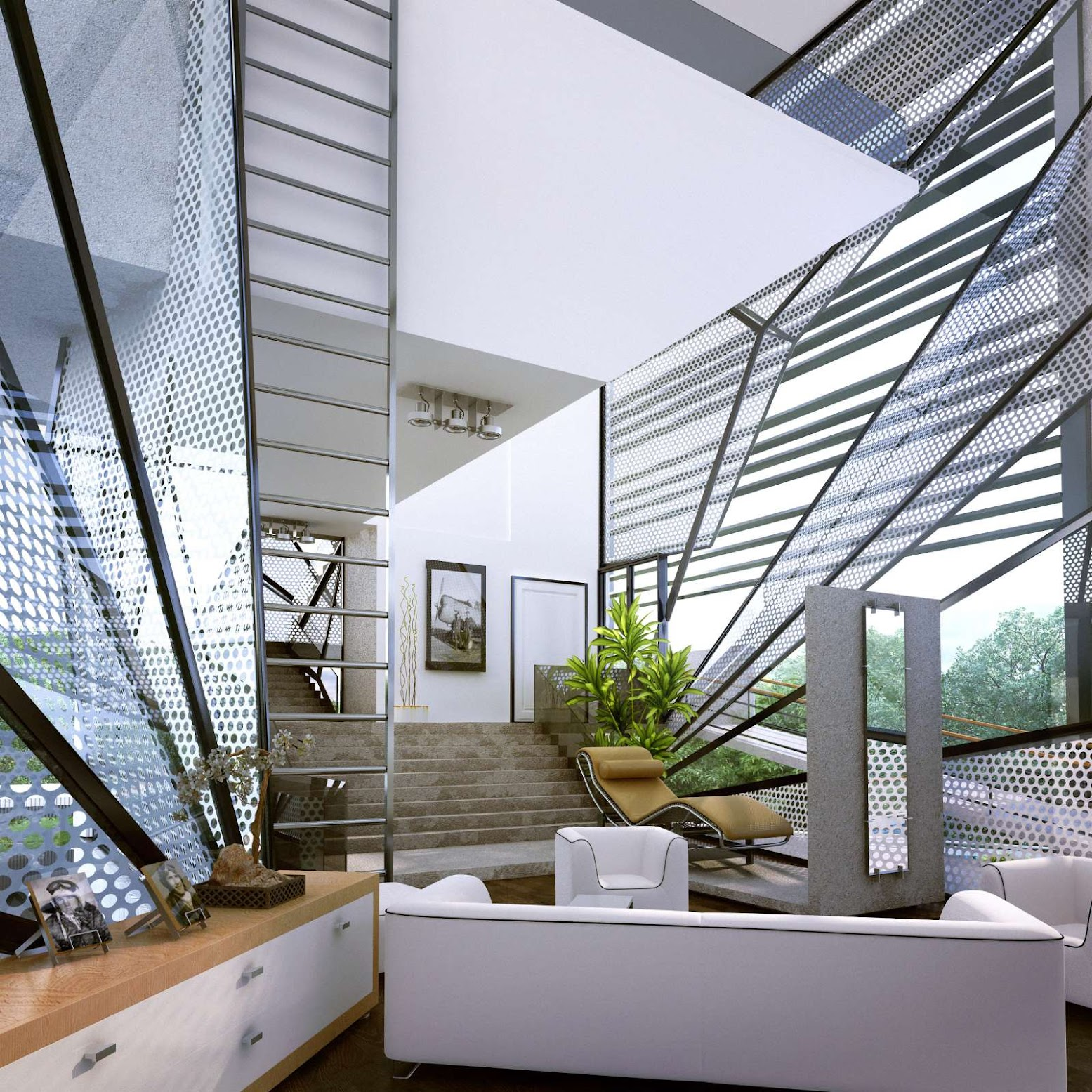Aviator s Villa by Urban Office Architecture