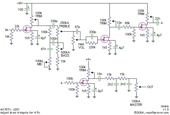 tone stack help for seventheaven, schematic