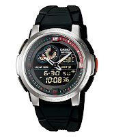 Casio Standard : AQF-102W