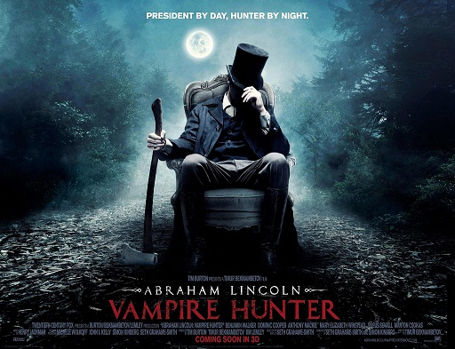 Abraham Lincoln - Vampire Hunter - Trailer