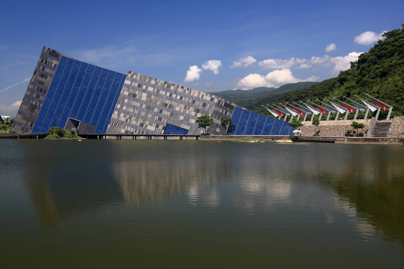 Lanyang Museum by Artech Architects