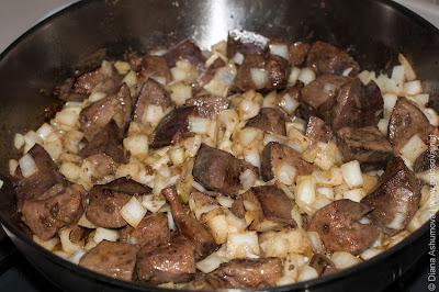 как приготовить свиную печень