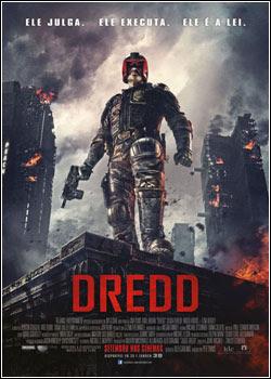 Filme Poster Dredd TS XviD Dual Audio & RMVB Dublado