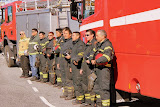 The Entire Fire Department Came Out for Us -- Qaqortoq, Greenland
