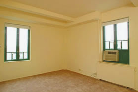 parkchester condominium bedroom