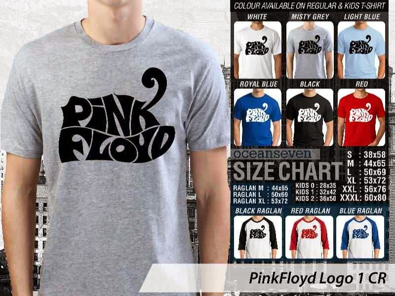 KAOS PinkFloyd 75 Rock Band Legends distro ocean seven