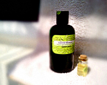 мягкий шампунь для волос без агрессивных пав, натуральный, не сушит