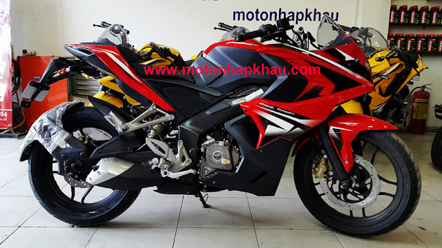 Bajaj Pulsar RS200 Mau Do