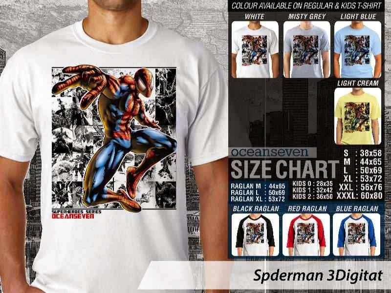 KAOS Spiderman 3 Amazing Superhero distro ocean seven