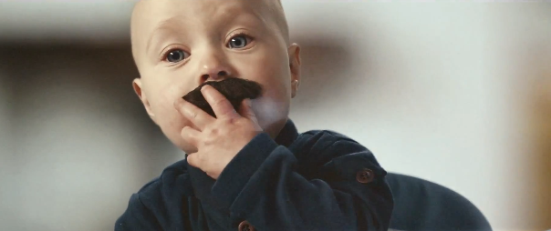 A Cute Baby Takes On A Samsung Motion Sync Vacuum Cleaner In Epic New Cop Chase Ad