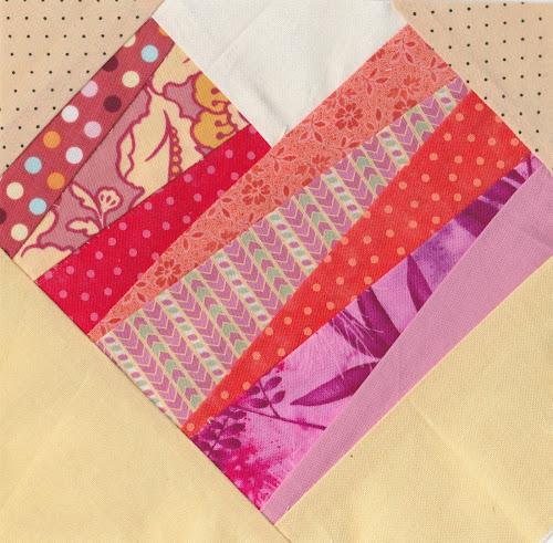bandes de tissu