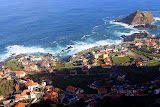 Porto Moniz From The Hills Above - Funchal, Madeira