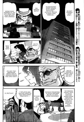 Detective Conan special magic kaito 01 page 5