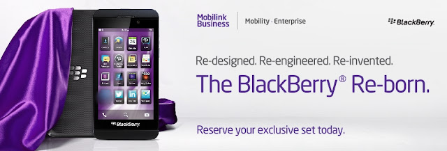 BlackBerry Pakistan