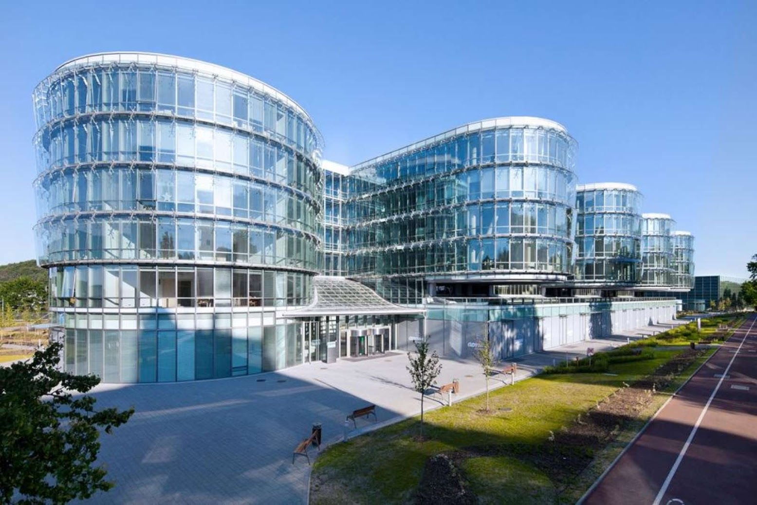 Gdynia, Polonia: [POMERANIAN SCIENCE AND TECHNOLOGY PARK BY AEC KRYMOW]
