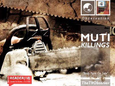 Muti Mord Rytualny / Muti Murders (2004) PL.TVRip.XviD / Lektor PL