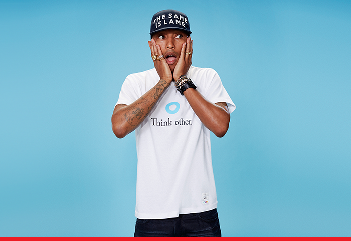 Pharrell Williams for UNIQLO UT 2014 Spring Summer Collection