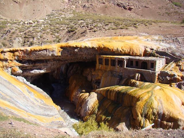 Puente del Inca, Mendoza