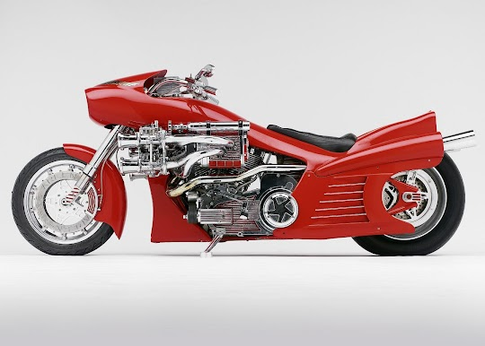 Ferrari Bike