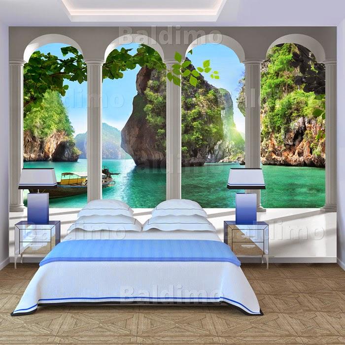 schlafzimmer meditieren deko