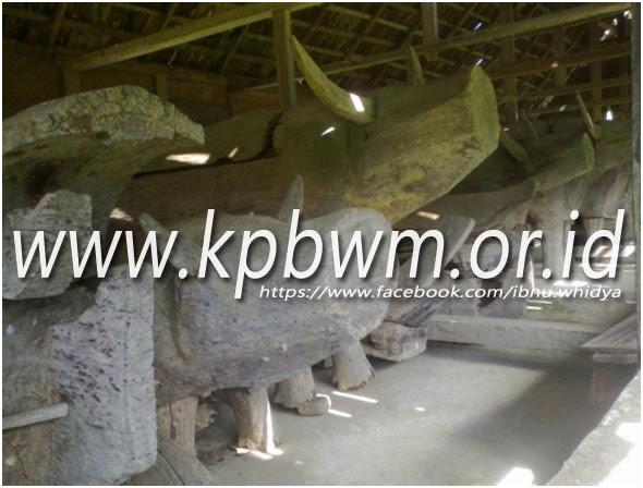peti jenazah objek wisata tedong tedong sulbar