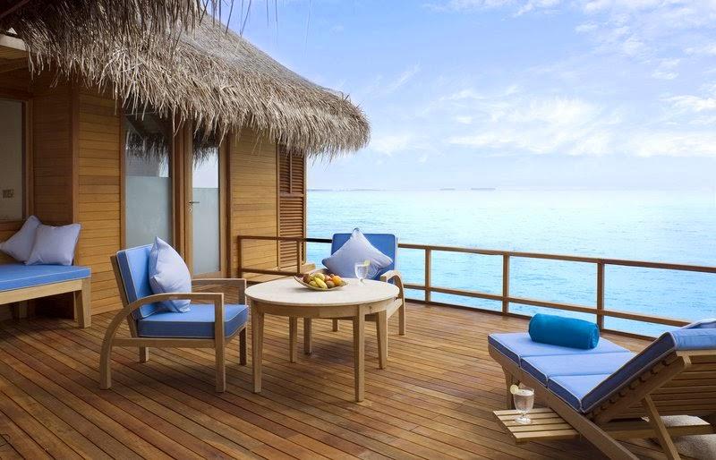 Anantara Dhigu Resort & Spa-日出水上屋