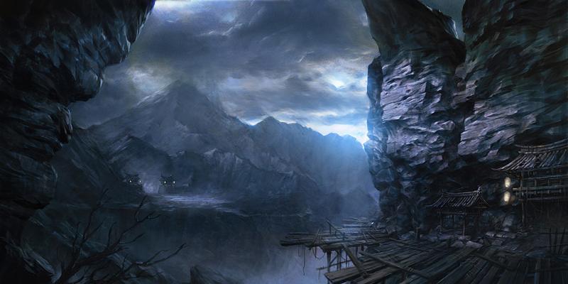 Loạt concept art khá đẹp mắt của Đấu Chiến Thần - Ảnh 6