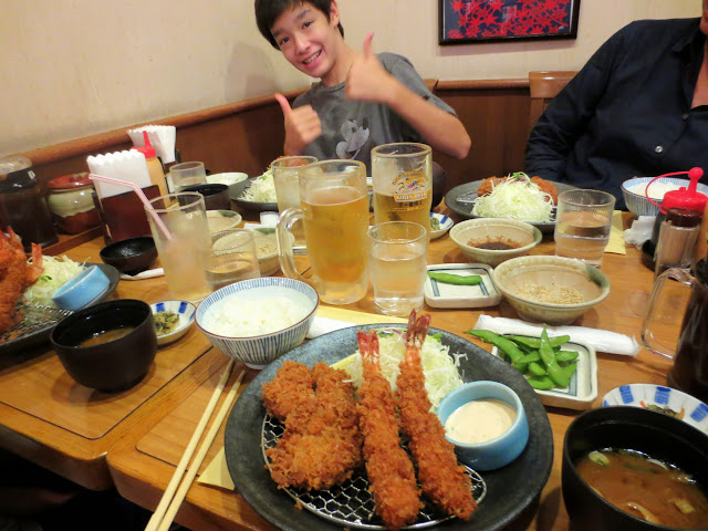 When Kai wants tonkatsu for dinner, Kai gets tonkatsu for dinner