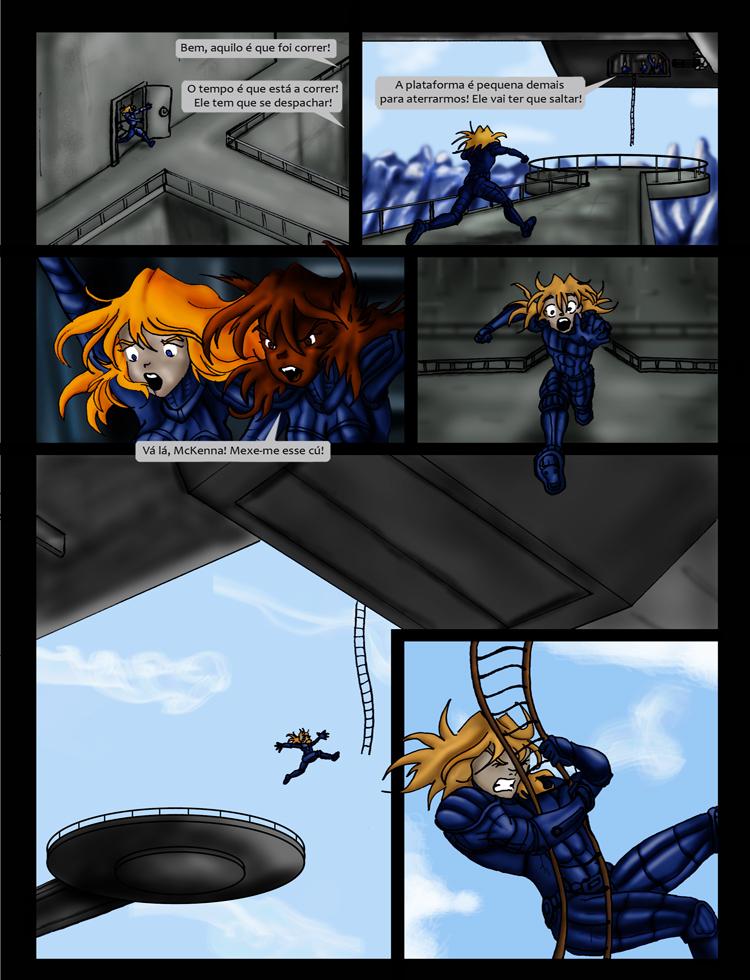 Protector da Fé - Pagina 36