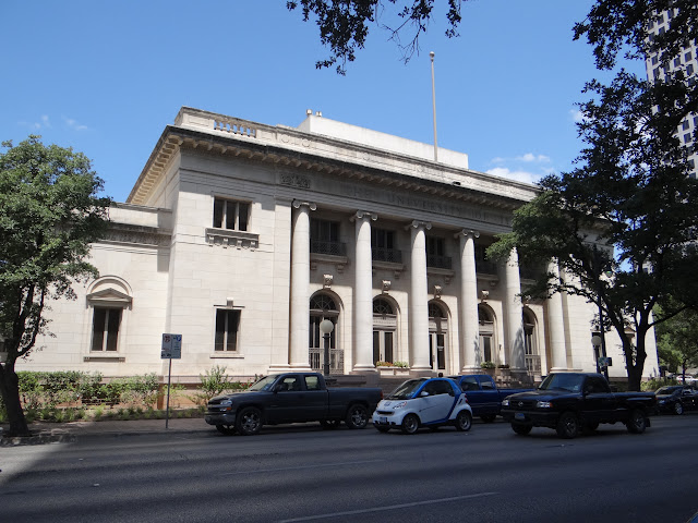 Old Austin post office