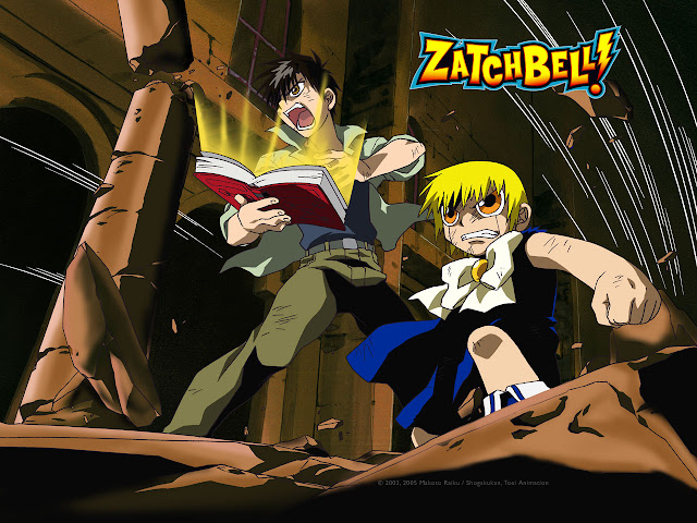 Zatch Bell 150/150 [Mp4] [Sub Español] [MF]