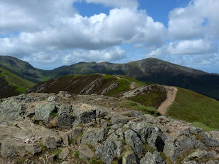 Causey Pike Summit