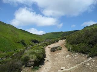 Path in Grindsbrook Clough