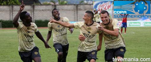 Itaguí vs Juan Aurich en Vivo - Copa Sudamericana