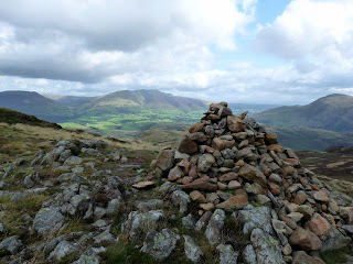 Bleaberry Fell Summit
