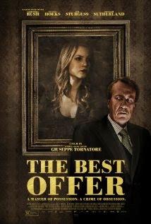 Kẻ Lập Dị - The Best Offer (2013)