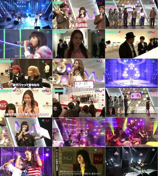 [TV-Variety] Music Japan 2014.12.18 (百度網盤/TS/3.87GB)