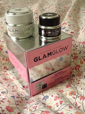 Glamglow Supermud and Youthmud set