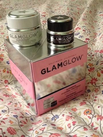 Glamglow Supermud and Youthmud set