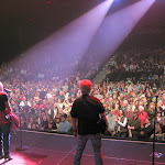 casino rama was an incredible venue...but it was hard to get the canadians excited like an american audience