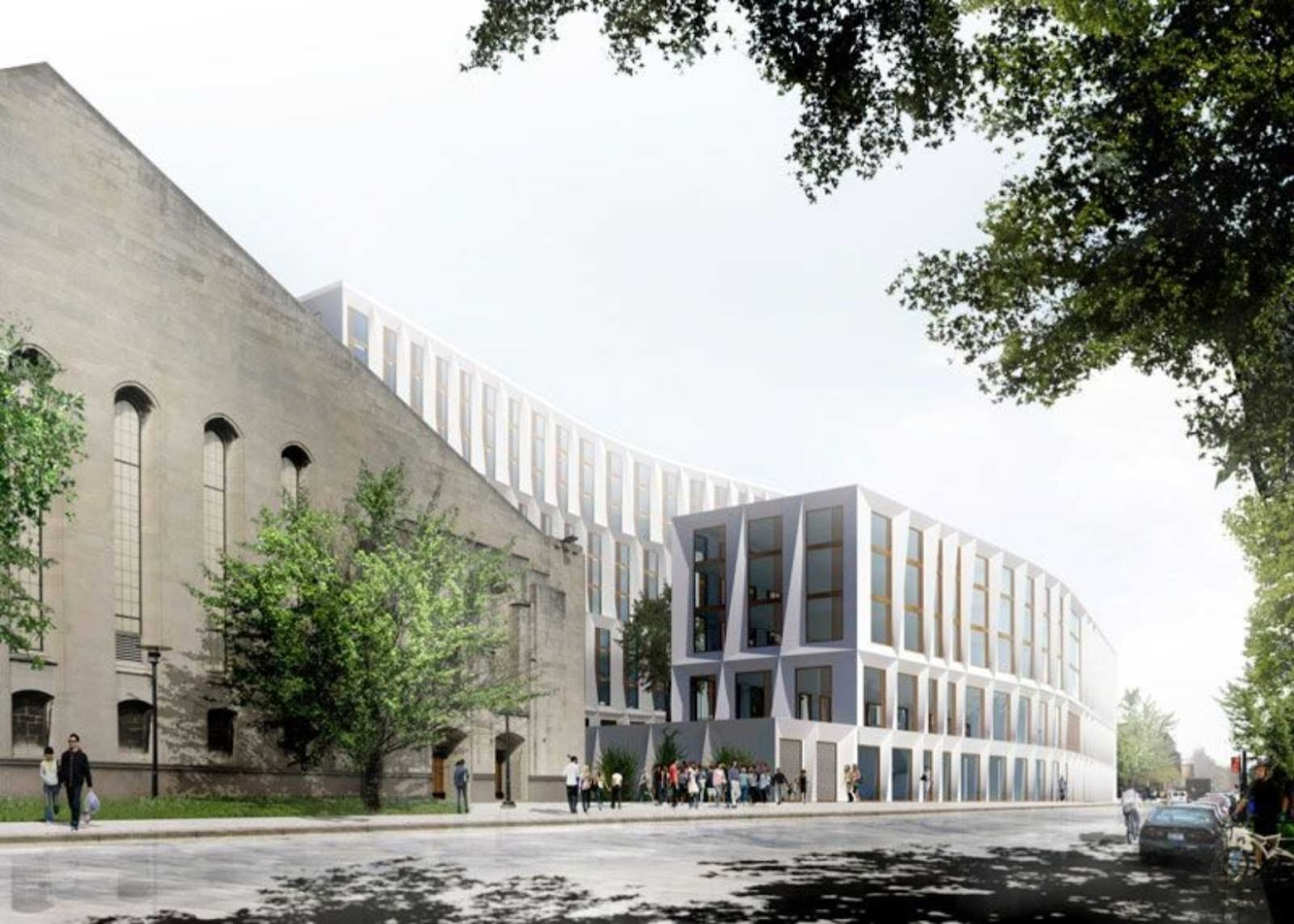 Residence Hall for University of Chicago by Studio