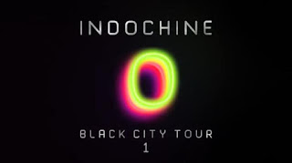 La gira Ciudad Negra 1 (Black City Tour 1)