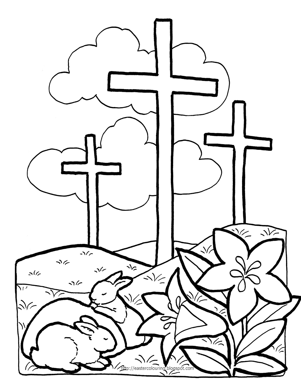 Kids Color Me Bible – Printable Bible Coloring Book with