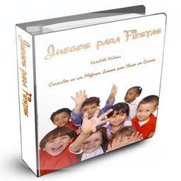 libro Juegos para fiestas Gratis