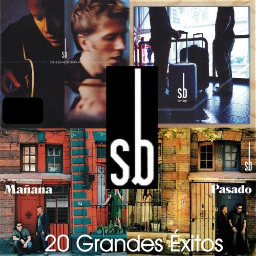 Sin Bandera - 20 Grandes Exitos (2007)