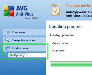 progress cara manual update avg free antivirus offline mode Manual Update AVG Free Antivirus Offline Mode