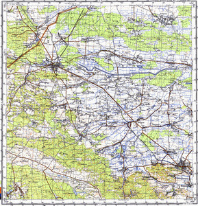 Map 100k--m34-072--(1981)